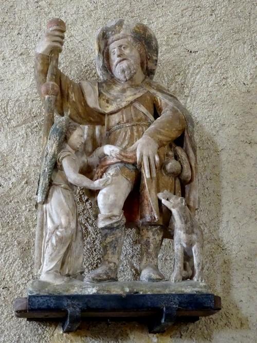 L'église de Vertault