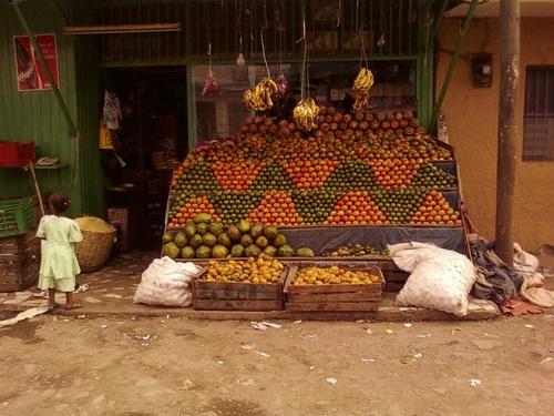 Quelques vues d'Addis Abeba