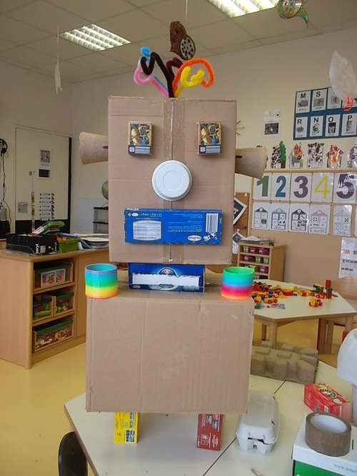 Notre robot