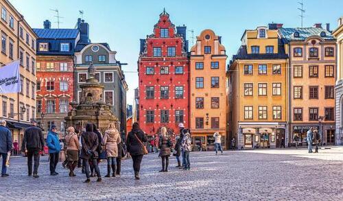 STOCKHOLM WALK  (Voyages)