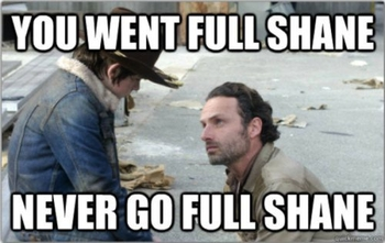 The Walking Dead memes 29