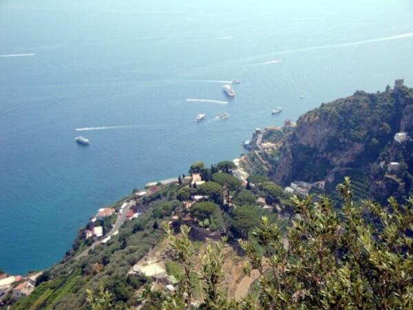 Villa Cimbrone (vue 6)