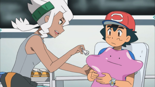 Pokémon Sun & Moon épisode 46 en RAW en Streaming