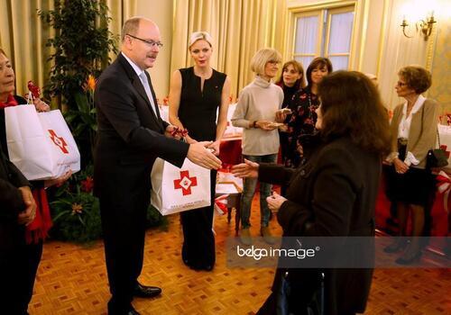 Colis de la croix rouge monégasque