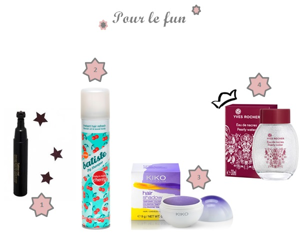 Calendrier De L'Avent #18: Mes Beauty Awards 2013 (2/2)
