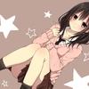 Konachan.com - 160134 black_hair blush brown_eyes long_hair original seifuku tie yamasuta0412