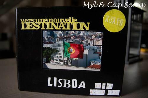 Vers une nouvelle destination : Lisboa