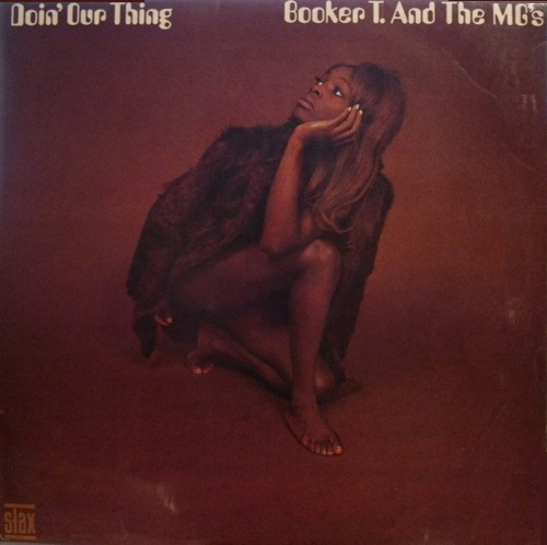 """1968 : Album """" Doin' Our Thing """" Stax Records S 724 [ US ]"""