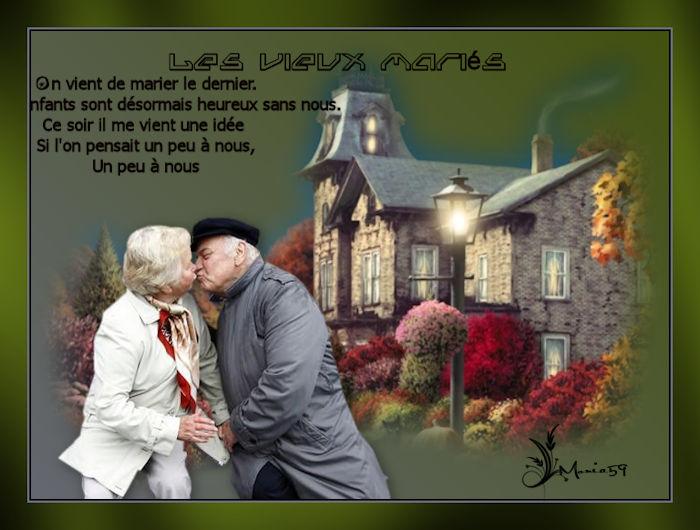 Les Vieux Mariés Michel Sardou