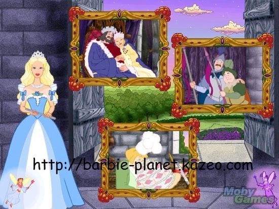 La Princesse Rose peut maintenant réveiller les habitants et célébrer son anniversaire