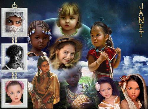 Enfants de tous pays