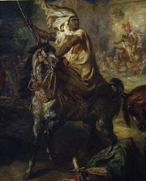 Théodore Chassériau, peintre algérianiste