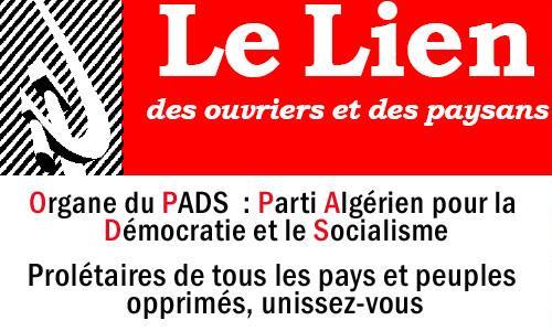 - Attentat Charlie Hebdo - déclaration du PADS