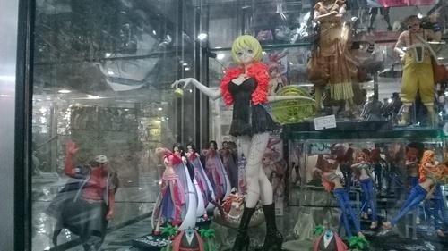 La figurine de Victoria Cindry
