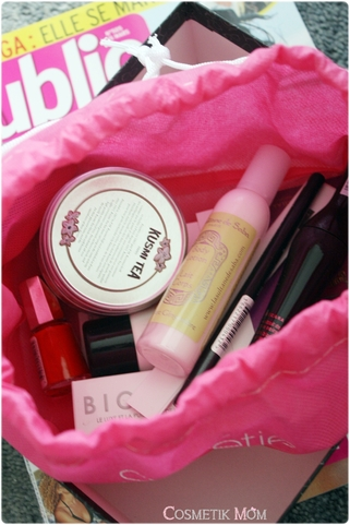 Nouvelle Box by Public : My Sweetie Box