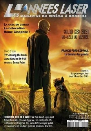 Les Années Laser N° 281 Février 2021 Le Magazine DVD, Blu-Ray, Home Cinéma