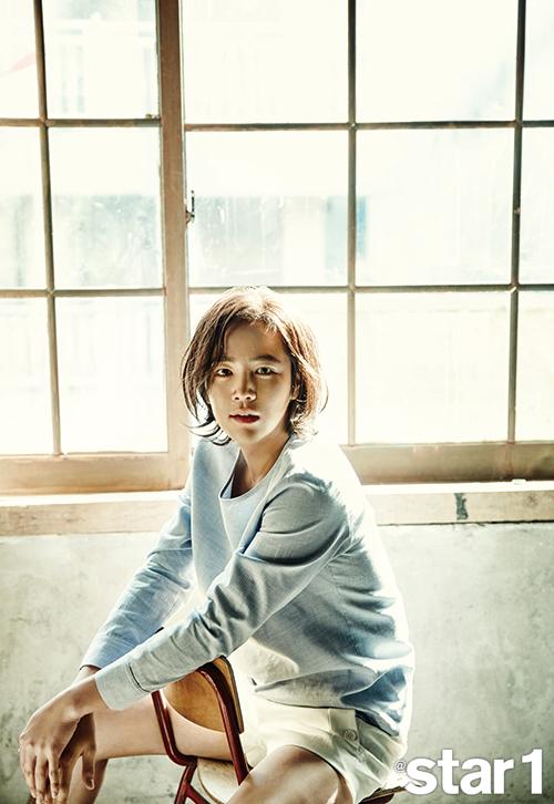 Jang Geun Suk pour Star1