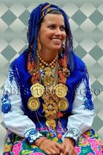 Femme portugaise (Minho)
