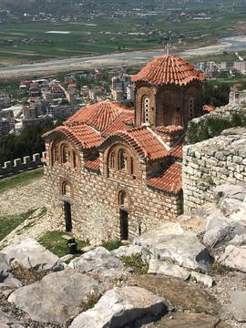 La citadelle de Berat