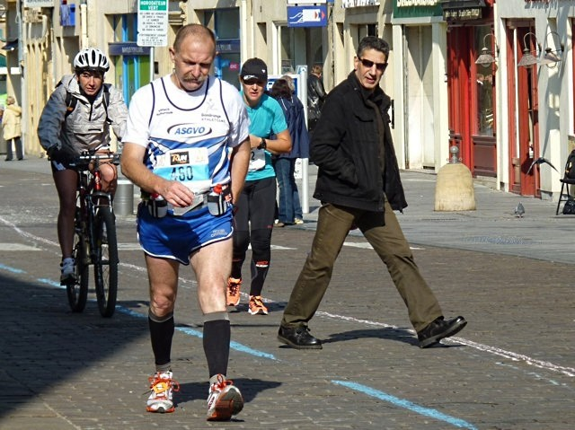Marathon de Metz - Marc de Metz - 77 2011