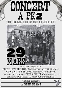 Concert le 23-03-2013