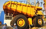 XCMG: passage du 400 tonnes en série -XDE-.