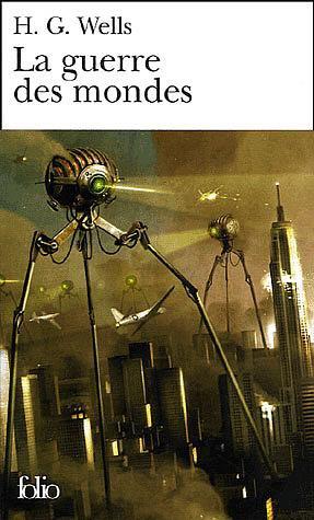 H. G. Wells, La guerre des mondes