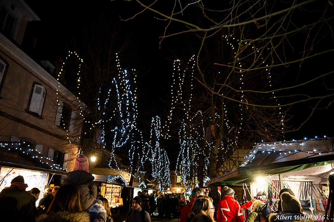Marché de Noël à Riquewihr - 3 et fin.