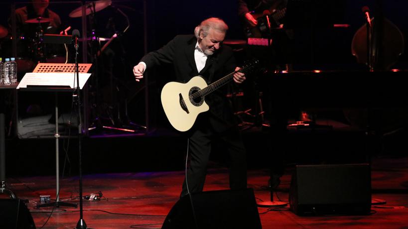 Colm Wilkinson  en concert