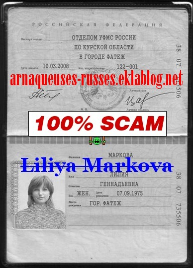 RUSSIAN SCAMMER-71