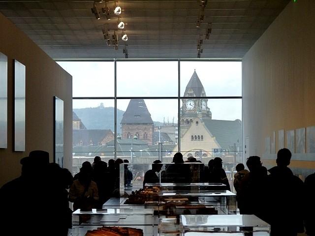 Galeries du Centre Pompidou-Metz 17 Marc de Metz 29 02 2013