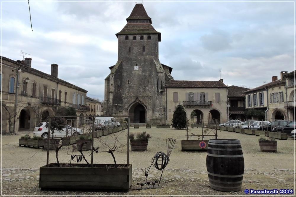 Autour de Roquefort dans les Landes - 3/4