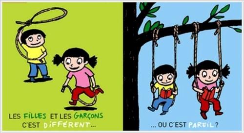 Filles ou Garçons ?