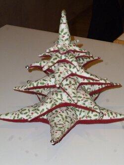 Sapin de Noël 3 D
