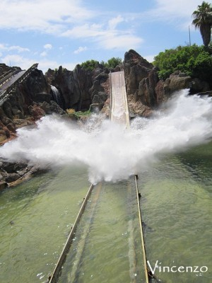 Port aventura Polynésie Tutuki Splash