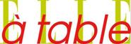 Mon 28 ème partenariat gourmand : Elle à table