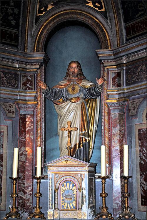 Photo Chapelle du Sacré Coeur Notre Dame de Verdelais