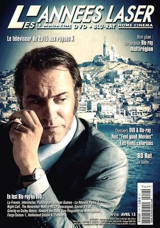 "Les années Laser N° 218 avril 2015 ""Magazine"""