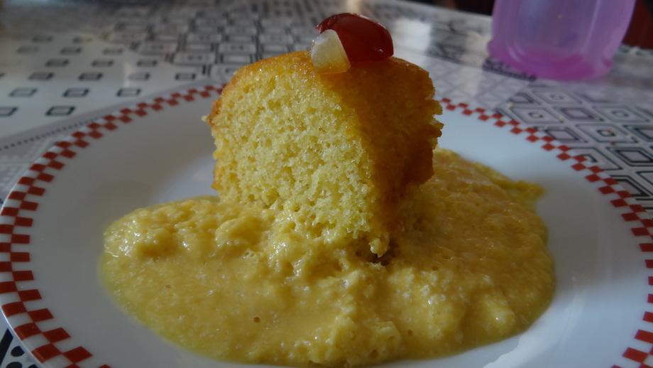 Un Gâteau du Dimanche...
