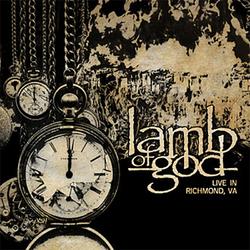 LAMB OF GOD Live in Richmond VA
