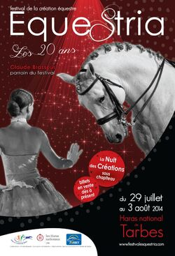 Le Haras National de Tarbes