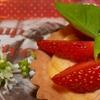 tartelette fraise - basilic 2