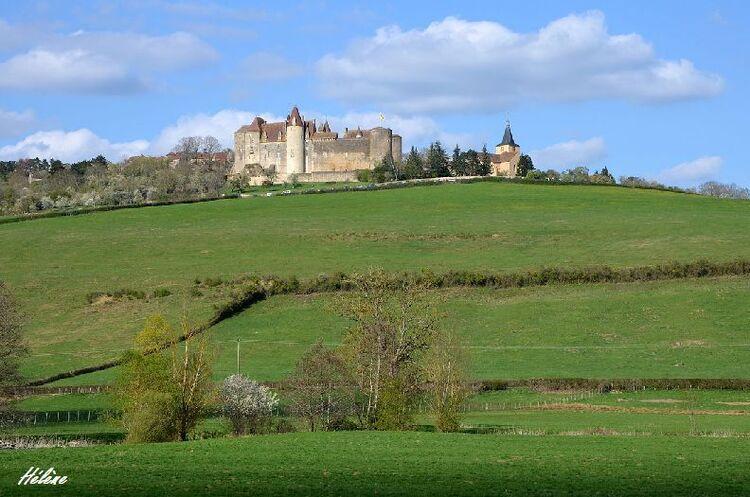 Châteauneuf-en-Auxoix