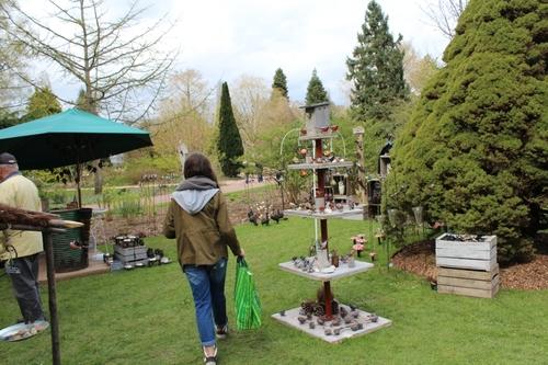 Le salon des arts du jardin