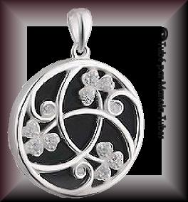 Tube bijoux St Patrick 2985