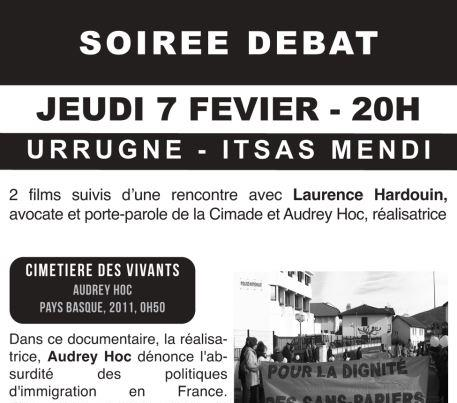 Urrugne : Cinéma La Corderie