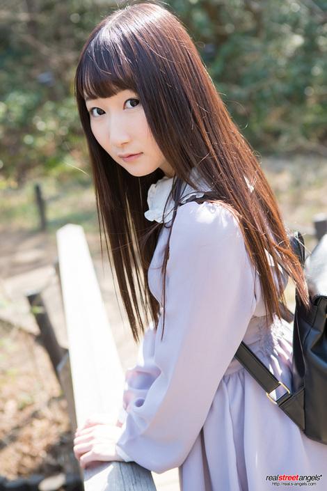 WEB Gravure : ( [REAL STREET ANGELS] - | Street Angels No.445 | Misaki/みさき )