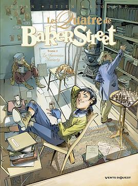 BD - les quatre de Baker Street : la succession Moriarty