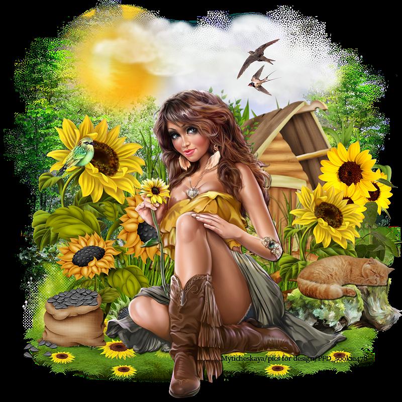 Défi Fleur du Soleil