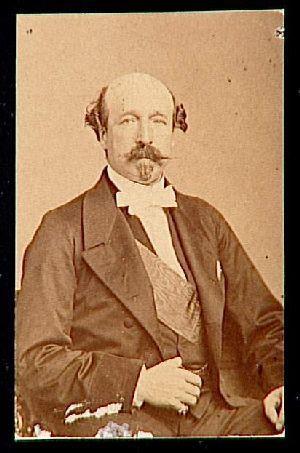 Duc Charles de Morny (9-17-1811   -  3-10-1865):